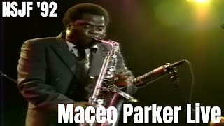 Maceo Parker & Roots Revisited Live @ North Sea Jazz Festival 1992