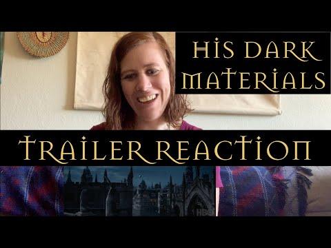 HIS DARK MATERIALS: Season 1 Official Trailer (2019) HBO Series REACTION!!!