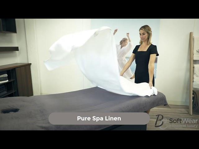 Spa linen BC Softwear Spatreatments