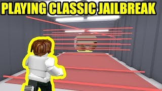 Spielen CLASSIC KEINE UPDATES JAILBREAK | Roblox Jailbreak