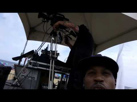 HITS Set up Marine Band 4th of July Concert with Sope Watson