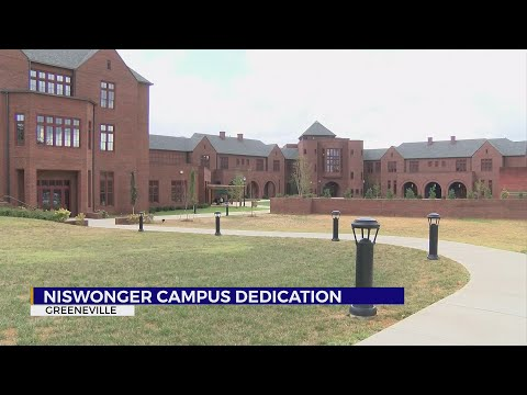 Niswonger campus dedication at Walters State Community College
