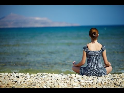A Meditation for Stress Relief & Anxiety: Walk Along the Beach Guided Meditation Visualization