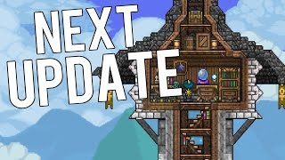 Terraria could get a Creative Mode in 1.3.5 or Beyond (Terraria PC Update)