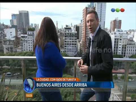 Buenos Aires desde arriba  - Telefe Noticias