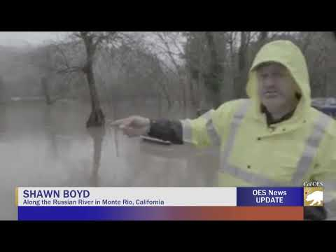 NewsUpdate: Feb 27 Flooding In Sonoma County