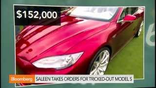 Tesla Model S: $152K Gets You a Tricked-Out Model