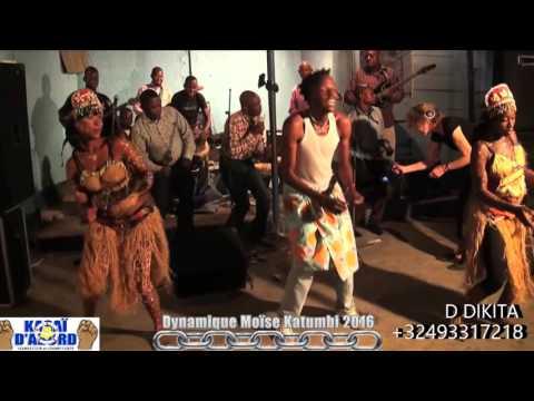 Folklor luba du Kasaï: Dinanga