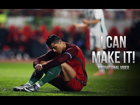 Cristiano Ronaldo - I CAN MAKE IT • Motivational Video (HD)