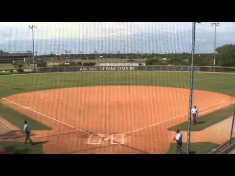 2015 ASA A National - Armed Forces vs All American and D game after that