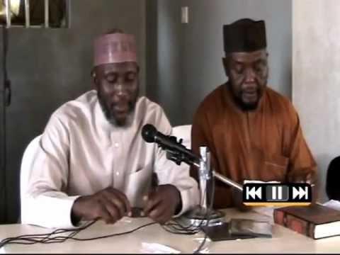 Sheikh Awwal Albany Zaria (Bauchi 3)