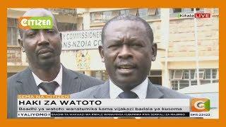 Maafisa wa kaunti ya Trans Nzoia kuanza kukubaliana na wazazi wanaoajiri watoto