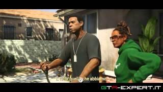 Video GTA V - GTA 5 - Trailer ufficiale italiano #3 - Michael, Franklin, Trevor [HD] [ITA] download MP3, 3GP, MP4, WEBM, AVI, FLV Januari 2018
