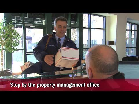 Package Lockers by Package Concierge: USPS Training