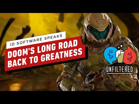 DOOM's Long Road Back to Greatness (with Director Hugo Martin & Marty Stratton) - IGN Unfiltered #48