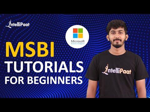 MSBI tutorial – Learn MSBI from experts – Intellipaat
