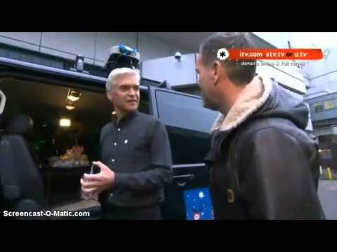 Phillip Schofield - Text Santa 24hr Marathon - During the ad breaks (Part 1)