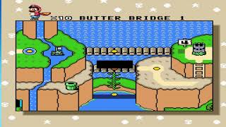 #Juegosclasicos Super Mario World - World 4