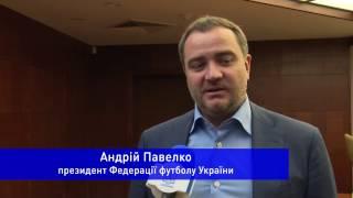 Павелко, Суркіс та Лаурінець про підтримку кримського футболу
