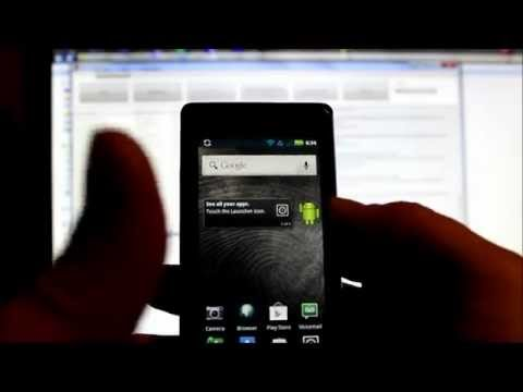 How to Super one click root the Motorola Droid 2
