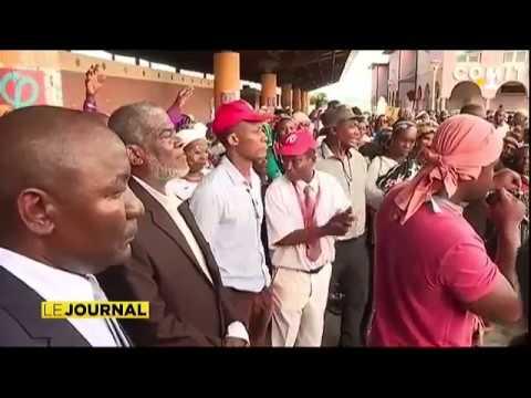 Grève Générale à Mayotte - Le journal de la 1 ère