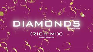 Agnez Mo - Diamonds ft. French Montana (Remix)