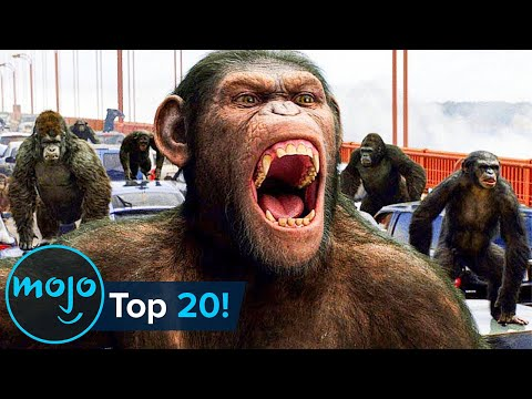 Top 20 Action Movies That Were Better Than We Expected