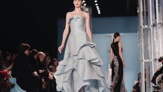 Fall 2015 Fashion Show  | Carolina Herrera New York