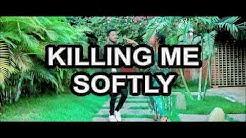 Adina feat Kuami Eugene   Killing Me Softly  LYRICS VIDEO