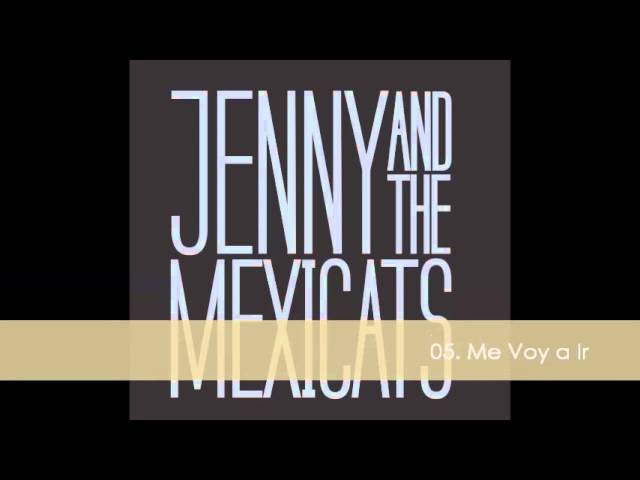 Jenny and The Mexicats Full Album (CD Completo) Videos De Viajes