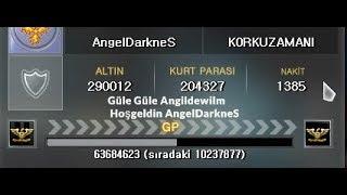 Wolfteam İsmimi Değiştirdim (Hoşçakal Angildewilm / Hoşgeldin AngelDarkneS)