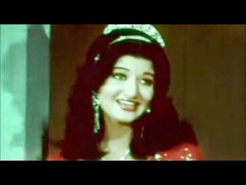 Sulakshana Pandit and Bappi Lahiri_Aankhon Mein Tum (happy version from Tere Pyar Mein; 1977)