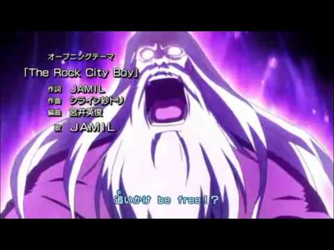 Fairy Tail Rock City Boy Opening 8 (ENGLISH COVER)
