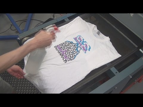 Screen Printing T-Shirts: Understanding And Using Textile Scorch Out