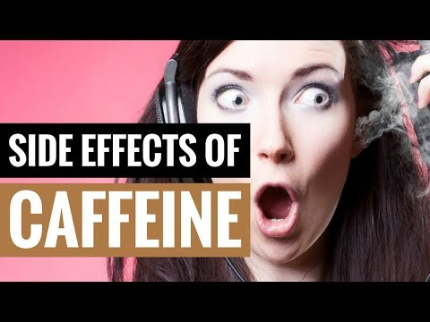 4 Side Effects of Too Much Caffeine