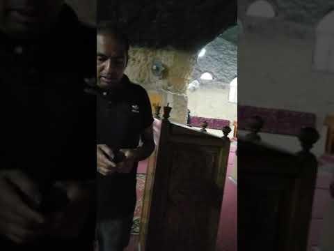 Egypt Coptic Monastery