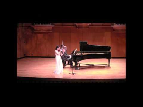 Elizabeth Drabkin - Violin Senior Recital April 2017
