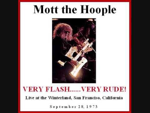 Mott The Hoople- Winterland, San Francisco, Ca 9/28/73