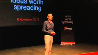 The Power of Small Gestures to Change the World: Jon Yeo at TEDxLaunceston