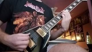 Volbeat Rebound Guitar Cover by David Nisoff