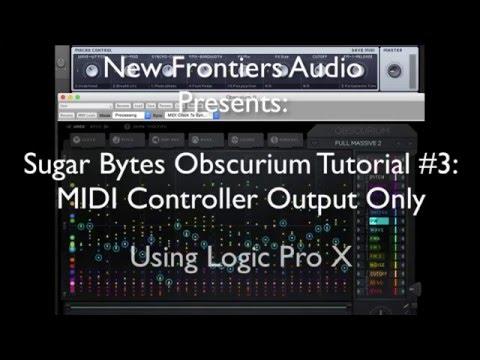 Obscurium Tutorial #3: Accessing Controller Output