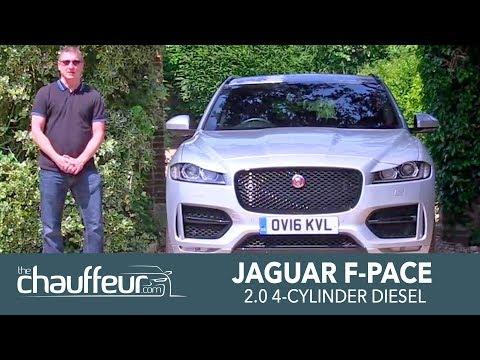 Jaguar F-Pace R-Sport Review - TheChauffeur.com
