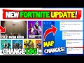 NEW Fortnite Update Preview V12.21! Change Log, Map Changes, Event Files & Leaked Oro? (Season 2)