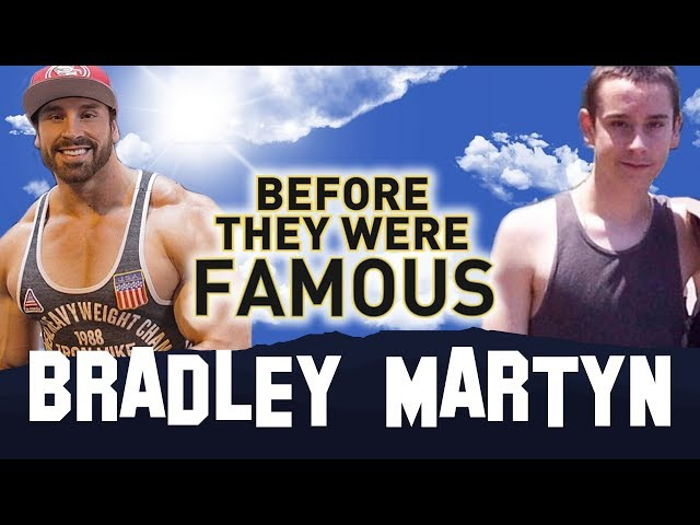 Bradley Martyn Before They Were Famous Zoo Culture Biography