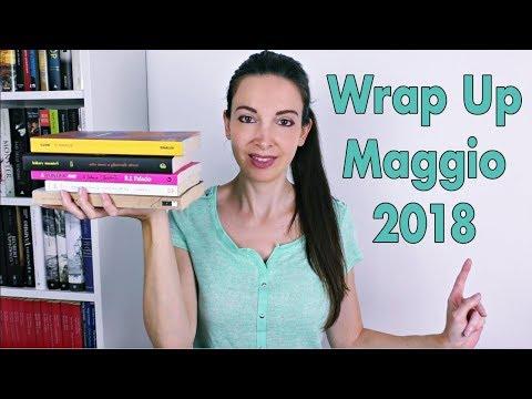 Wrap Up di Maggio 2018   Riepilogo delle mie letture