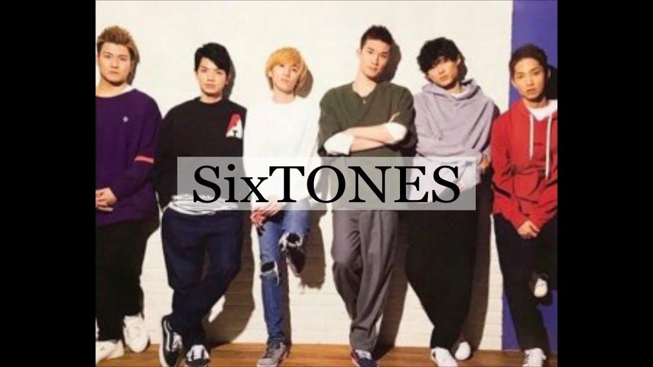【SixTONES】バカレア組時代から現在に至るまで
