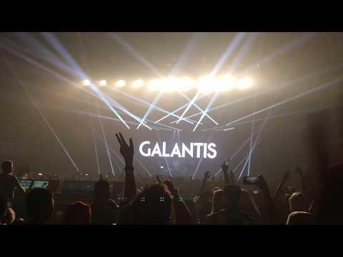 GALANTIS THE AVIARY TOUR