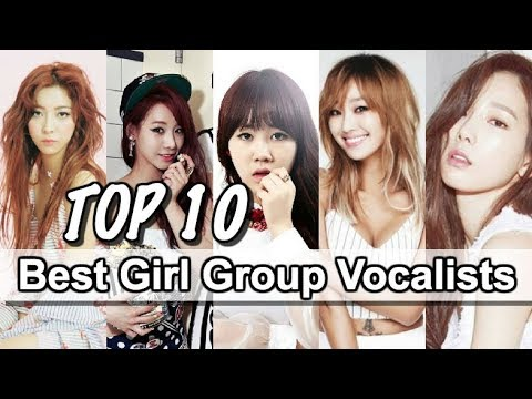 (OBJECTIVE) Top 10 Best Girl Group Vocalists | K-Pop