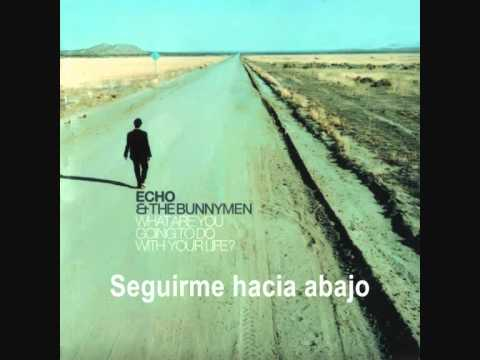 Echo & The Bunnymen - What Are Going To Do Your Life (Subtitulada)