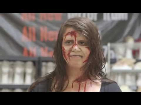 HAUNTERS The Movie - Zombie Executive Assistant CLIP